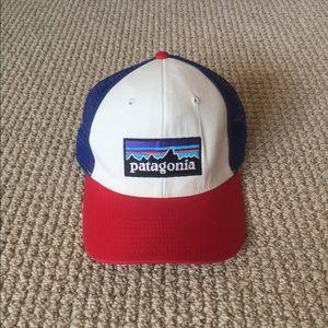 PATAGONIA trucker hat!